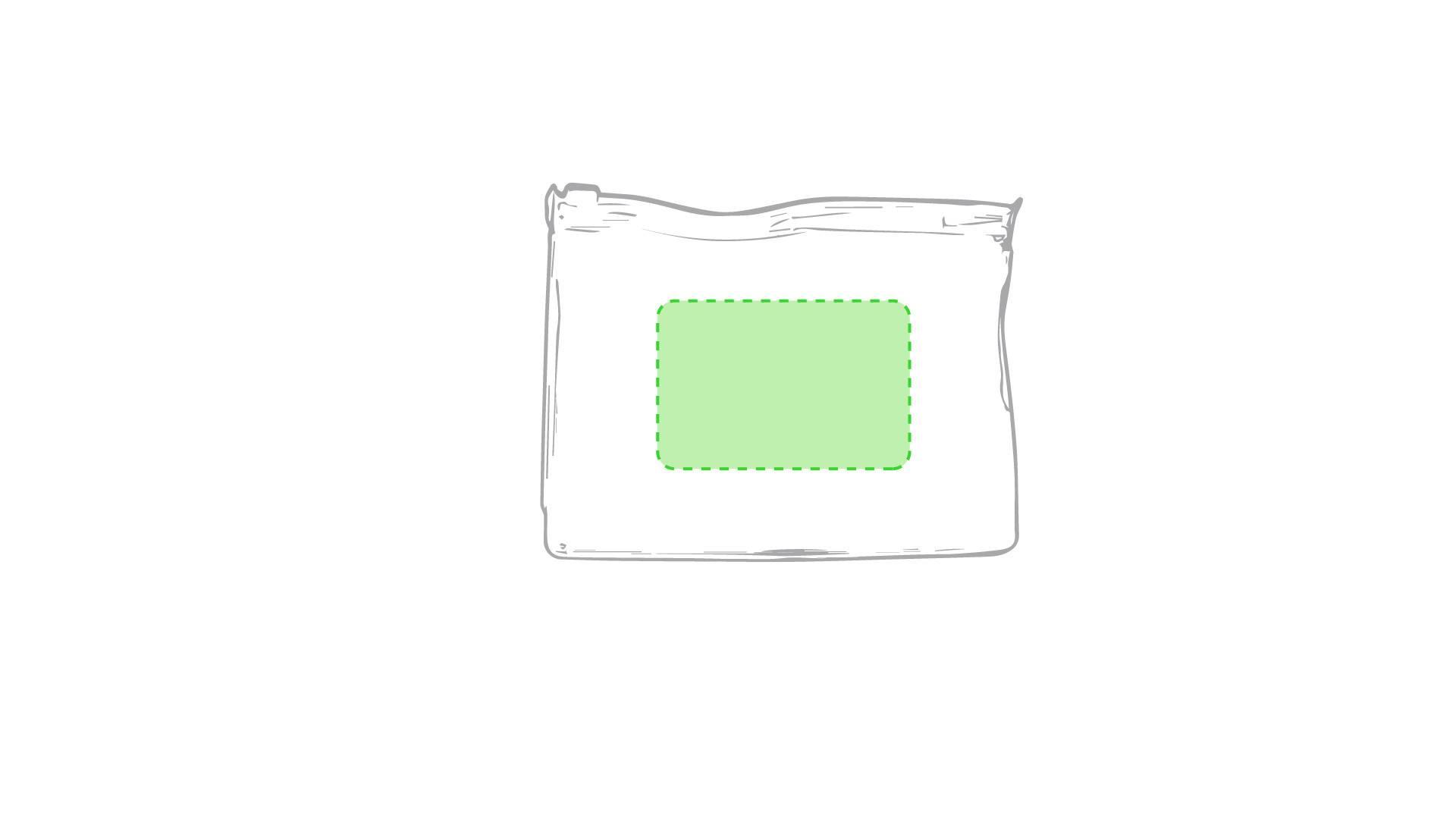 Neceser de PVC de colores 1