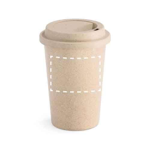 Vaso de bambú 2