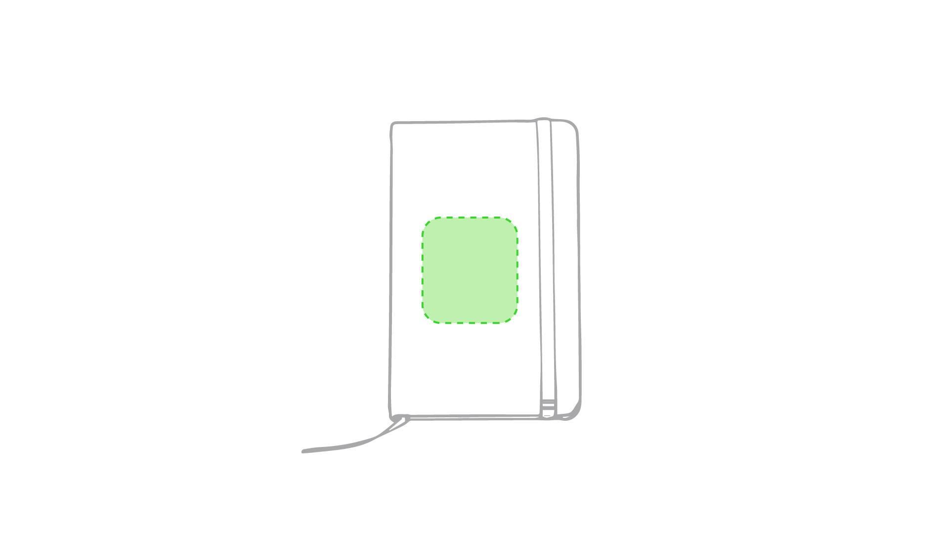 Bloc de notas de polipiel tamaño bolsillo 2