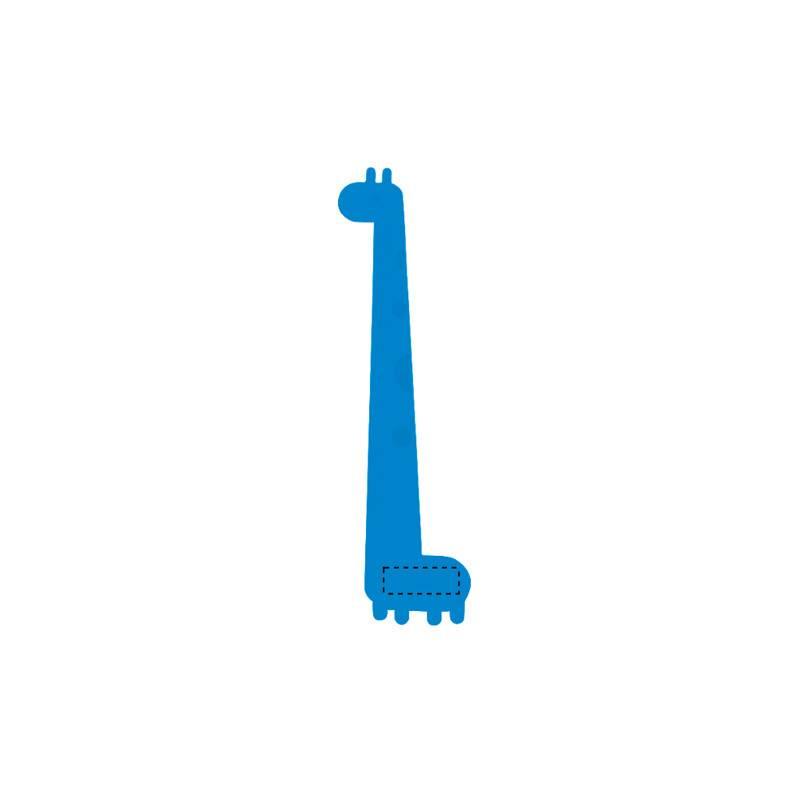 Regla con forma de jirafa 1