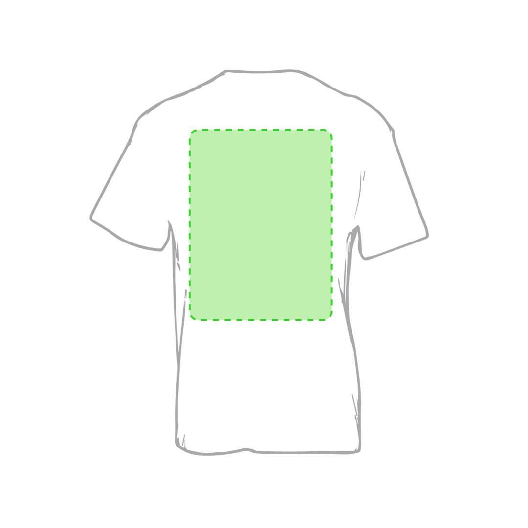 Camiseta de algodón Valueweight 2