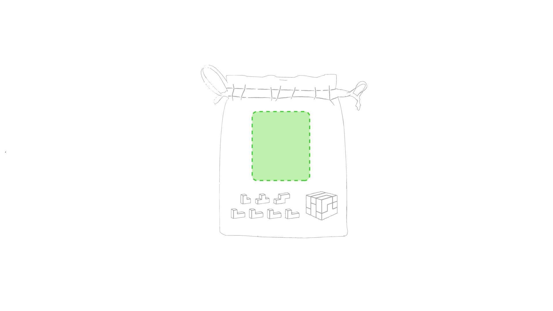 Tetris de madera 1