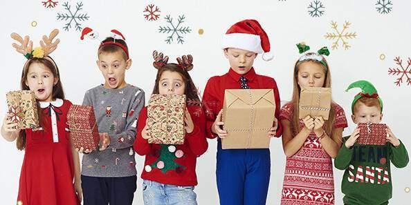 ¡Acierto seguro! Claves para la elección de regalos de Navidad para niños