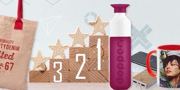 Ranking de los 7 regalos promocionales para empresas más vendidos en 2020