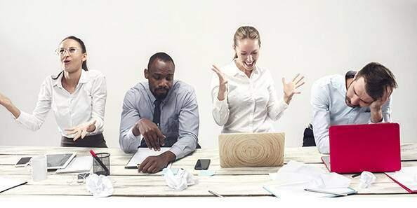 Cómo reducir el estrés en el trabajo, en casa o en la oficina para dar lo mejor de ti