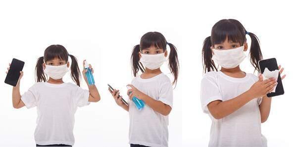 ¿Cómo desinfectar la pantalla de tu móvil de virus y bacterias?